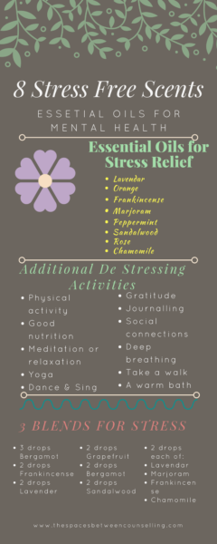 8 Stress Free Scents